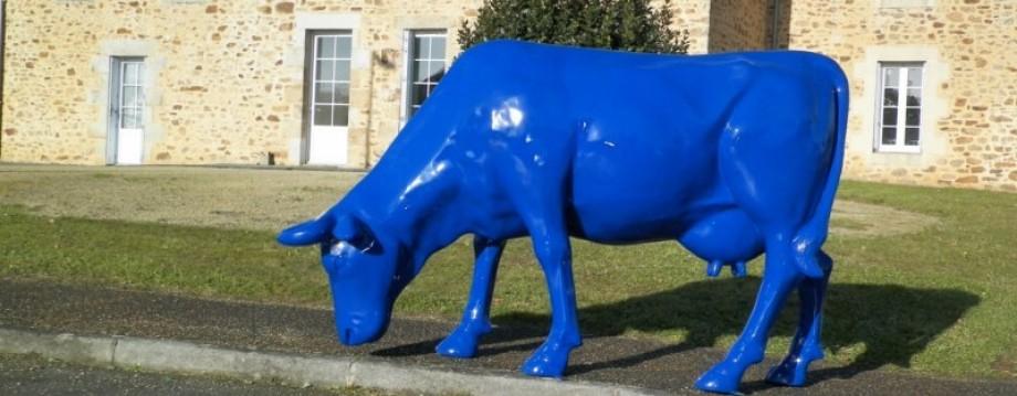 animaux en r sine oh la vache bleue. Black Bedroom Furniture Sets. Home Design Ideas
